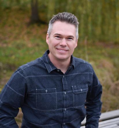 Dr Ryan Moses portrait